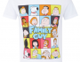 Camisesta Family Guy Blanco