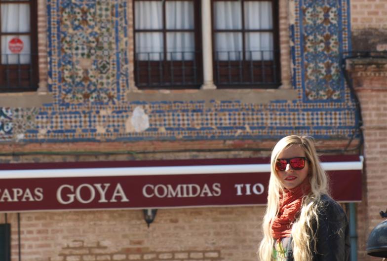 Un finde en Carmona, Sevilla, de trabajo  y visitando una bonita ciudad