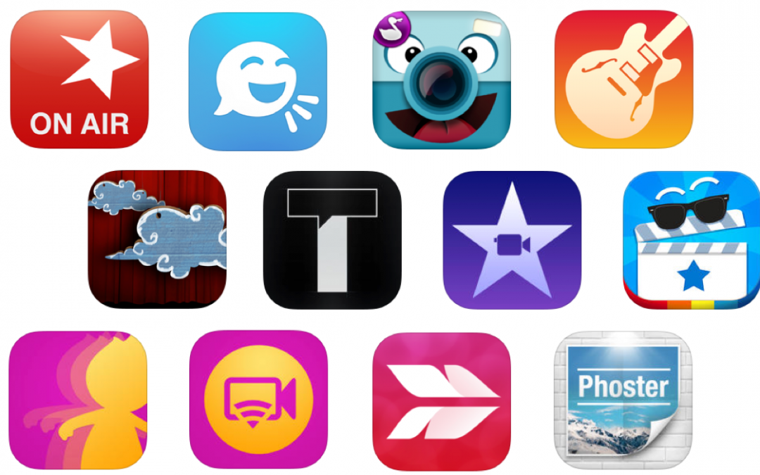 """""""Kit del profe con el iPad"""" 3 #approfeeditor"""
