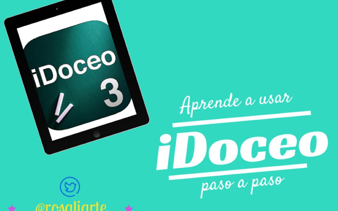 Aprende a usar iDoceo paso a paso