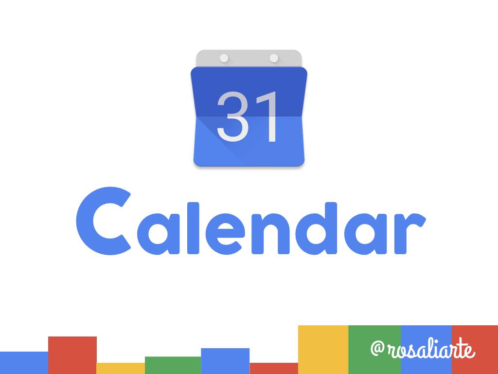 Google Suite: Calendar