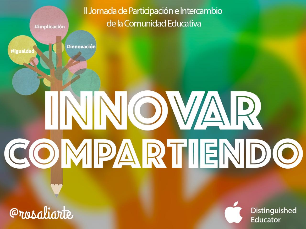 Innovar compartiendo en Edusionat