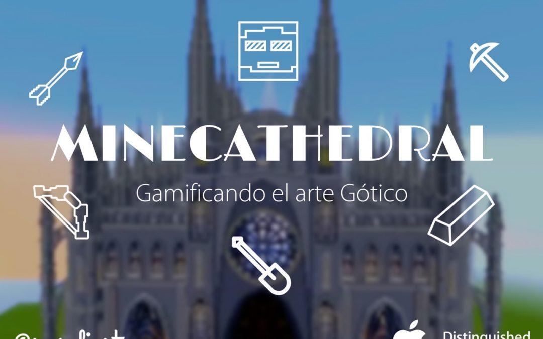 #MineCathedral, gamificando el arte gótico con Minecraft