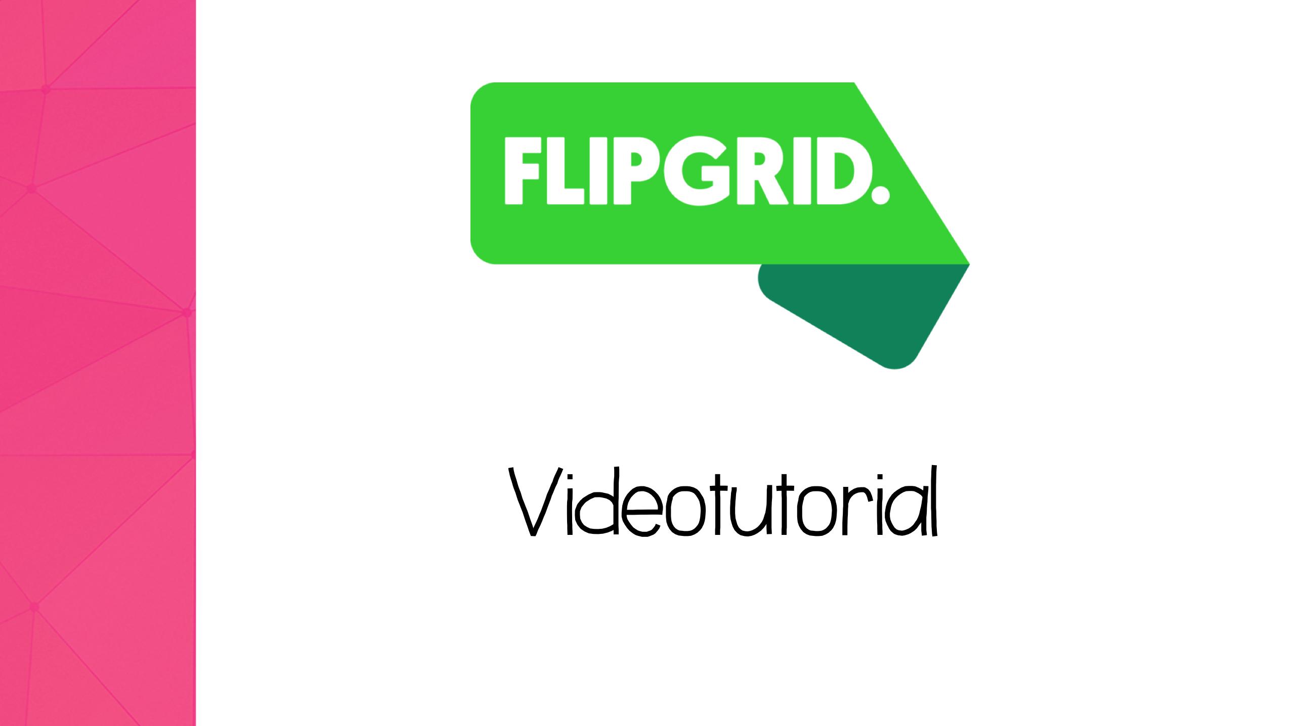 Cómo usar Flipgrid en el aula