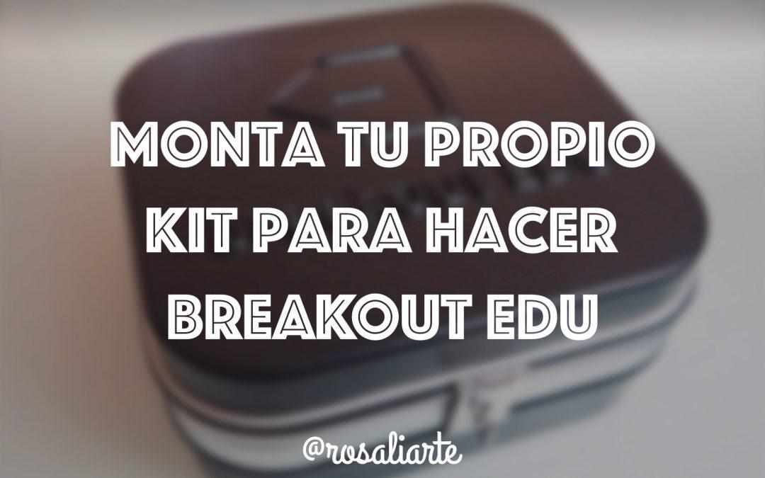 Cómo montar tu propio kit para hacer Breakout EDU en clase