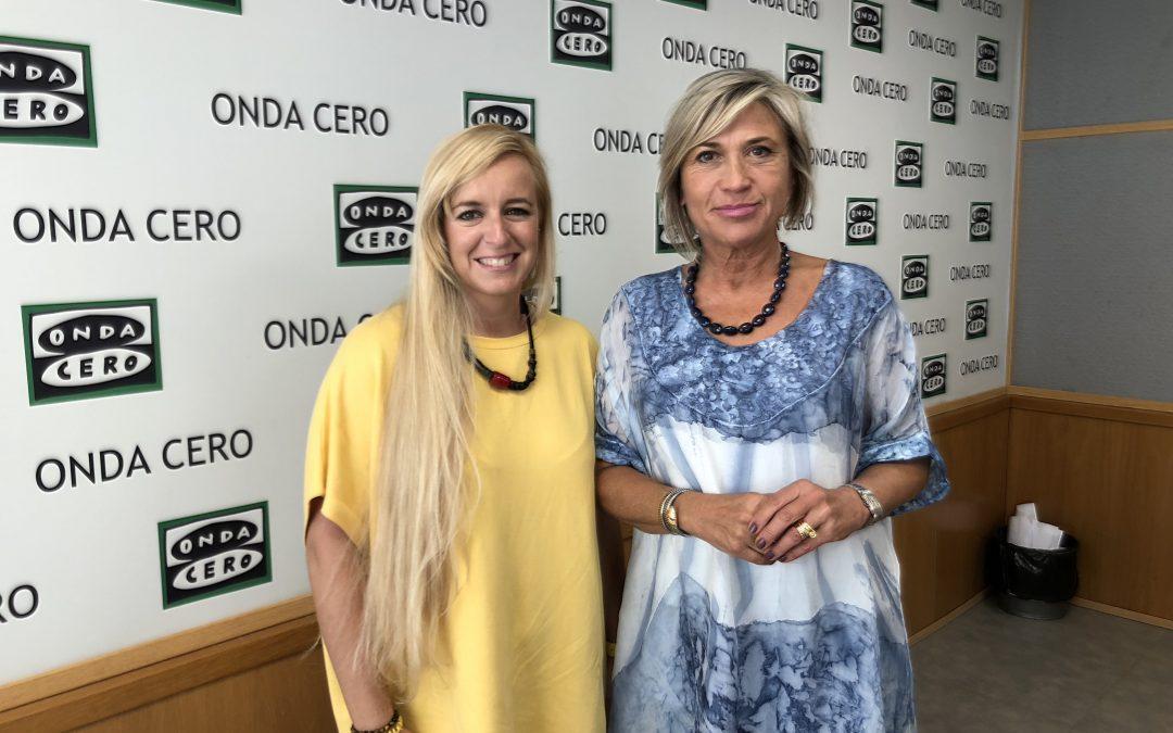 Entrevista de Julia Otero a Rosa Liarte