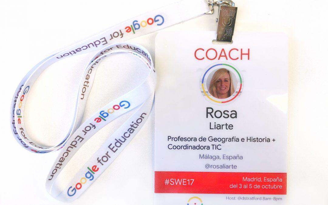 Un año de la academia de Google Innovator #ESP18