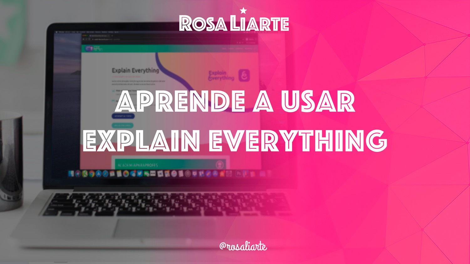Aprende a usar Explain Everything